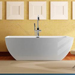 MTI Baths Adrian MTCT-149 - MTI Baths 877-421-3212