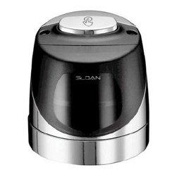 Sloan - Sloan 3325400 Chrome Optima Battery Powered Sensor Activated Sloan - Battery Powered, Sensor Operated G2  Model Retrofit Conversion Kit for Exposed Closet Flushometers.