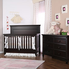 Traditional Cribs by SILVA Furniture