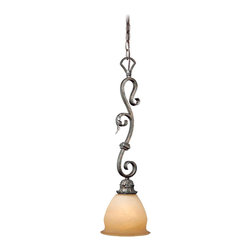 Vaxcel - Mini Pendant - Vaxcel Lighting MM-PDD070AE Montmarte Mini Pendant This Vaxcel Lighting product is available in an athenian bronze finish. It is available with carrus
