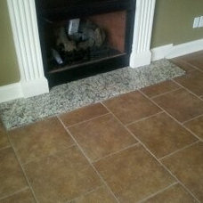 Traditional Floor Tiles by Floor Pro South, LLC
