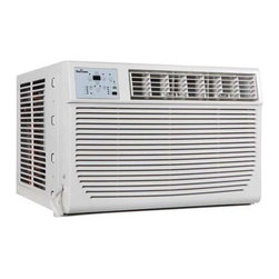 Garrison - Garrison 18,000 BTU 230/208 Volt Window Mount Air Conditioner, Cooling & Heating - Mode Selection:
