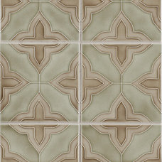 eclectic bathroom tile by Filmore Clark