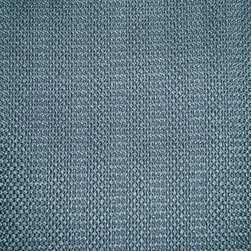 SOLID - BLUESTONE - 100% Post Cons Rcld Polyester. Earth-Friendly. Durability: 50,000  Cotton Duck Double Rubs, PASSES UFAC CLASS 1, PASSES NFPA 260A. Made in USA.