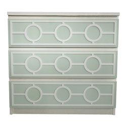 "O'verlays® Grace Kit for IKEA Malm 3 Drawer: 7"" x 30"" x 1/8"" (3) - O'verlays® Grace Kit for IKEA Malm 3 Drawer: 7"" x 30"" x 1/8"" (3)"