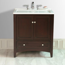 Contemporary Bathroom Vanities And Sink Consoles by Stufurhome