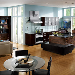 Wood-Mode Kitchen Cabinetry -
