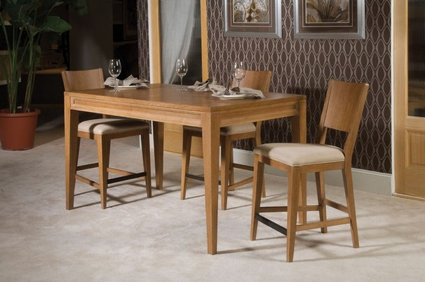 Traditional Indoor Pub And Bistro Tables by National Furniture Supply