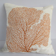 Tropical Home Decor by Comfy Heaven Pillows and Decor