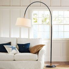 Contemporary Floor Lamps by Pottery Barn