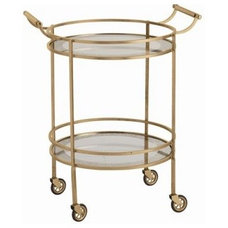 Traditional Bar Carts by Clayton Gray Home