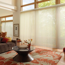 Traditional Window Blinds by Live Beautiful Designs