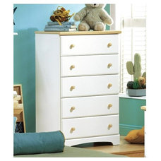 Contemporary Kids Dressers by ivgStores