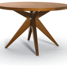 Modern Dining Tables by angela adams