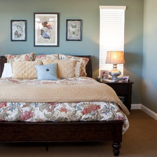 Traditional Bedroom by FSI Design
