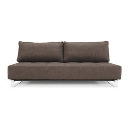 SupreMax Deluxe Excess Sofa by Innovation - Features: