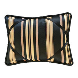 """David Stripe iBuddy Tablet Pillow For iPad - Our iBuddy tablet holder is designed for the iPad, iPad2, Kindle DX or other tablets and touch pads of similar size. Comes in a variety of colors and patterns to accommodate all age groups!  Supported Devices: iPad & Tablet Holder Pillow For iPad, iPad 2, iPad 3, iPad 4, iPad with Retina Display, Kindle DX, Kindle Fire 8.9"""" 4G, Nook HD+, Samsung Galaxy Tab 10.1 & Google Nexus 10"""