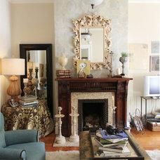 Caroline & Sebastian's Bohemian Fairytale House Tour   Apartment Therapy
