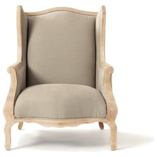 Traditional Accent Chairs by Hudson