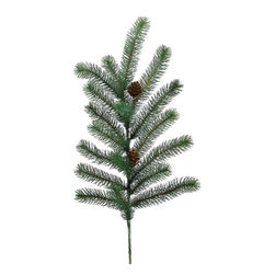 Silk Plants Direct - Silk Plants Direct Pine and Pine Cone (Pack of 6) - Pack of 6. Silk Plants Direct specializes in manufacturing, design and supply of the most life-like, premium quality artificial plants, trees, flowers, arrangements, topiaries and containers for home, office and commercial use. Our Pine and Pine Cone includes the following: