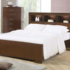 Contemporary Beds by Apt2B