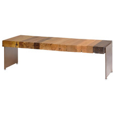 Contemporary Benches by purehome