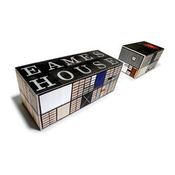 Eames House Block Set