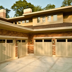 Residential Garage Decor - Decorating and Remodeling Ideas
