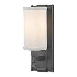 Hudson Valley Lighting - Hudson Valley Lighting 1121-OB Palmdale Old Bronze Wall Sconce - Hudson Valley Lighting 1121-OB Palmdale Old Bronze Wall Sconce