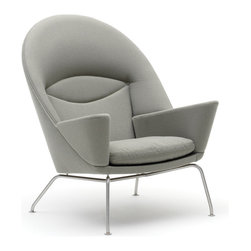 CH468 Lounge Chair by Carl Hansen Available at Morlen Sinoway Atelier - ch468 lounge chair