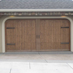 garage doors by American Industrial Door, LLC