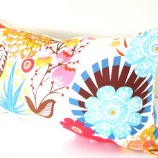 Eclectic Pillows by City Girls Decor