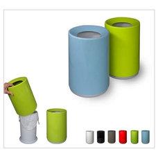 Contemporary Wastebaskets by NOVA68