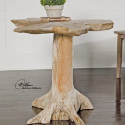"25569 Quito, Accent Table by uttermost - Get 10% discount on your first order. Coupon code: ""houzz"". Order today."