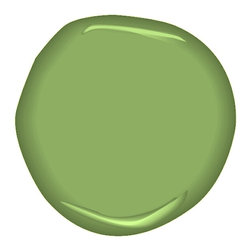 Green Thumb CSP-870 Paint - Not your garden variety green, this one adds punch to your décor and brings the outdoors in.