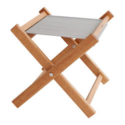 Gallant & Jones - Honomalino Stool - Stool with Fabric Sling