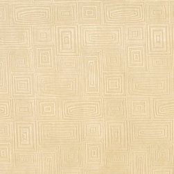 Beige Geometric Squares And Rectangles Microfiber Upholstery Fabric By The Yard - P7823 is great for all indoor upholstery applications including: automotive, residential, commercial and hospitality. Microfiber fabrics are inherently stain resistant, durable and machine washable. In addition, all of our microfiber fabrics are made in America.