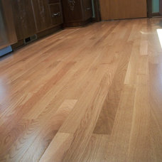 Traditional Wood Flooring by Cabinet-S-Top