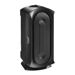 Hamilton Beach - Hamilton Beach TruAir Allergen Reducer Black - Allergen reducer black - with its permanent 99% hepa grade filter three speeds and quiet operation this compact Hamilton Beach TruAir allergen reducer effectively performs for medium-size 160 square foot rooms. Never touch a dirty filter again - just vacuum clean. Use it horizontally or vertically.