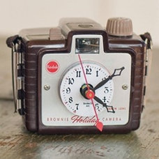 eclectic clocks by Pendleton
