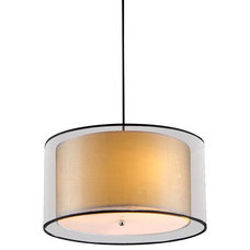 Modern Pendant Lighting by Warehouse of Tiffany, Inc