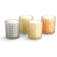 Contemporary Candles And Candleholders by C. Wonder
