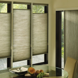 Applause® honeycomb shades with EasyRise™ cord loop - Applause® honeycomb shades with EasyRise™ cord loop Copyright © 2001-2012 Hunter Douglas, Inc. All rights reserved.