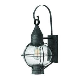 """Hinkley Lighting - Hinkley Lighting 2204-LED 23.25"""" Height LED Outdoor Lantern Wall Sconce - 23.25"""" Height LED Outdoor Lantern Wall Sconce from the Cape Cod CollectionFeatures:"""