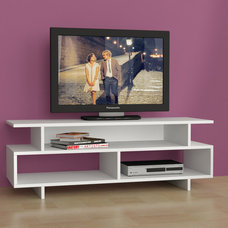 Contemporary Entertainment Centers And Tv Stands by Wondrous International, Inc