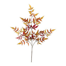 Silk Plants Direct - Silk Plants Direct Autumn Nandina (Pack of 12) - Pack of 12. Silk Plants Direct specializes in manufacturing, design and supply of the most life-like, premium quality artificial plants, trees, flowers, arrangements, topiaries and containers for home, office and commercial use. Our Autumn Nandina includes the following: