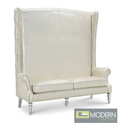 Thalia Tall Accent Highback Loveseat -