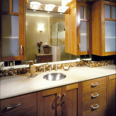 Tilingbathroom on Asian Home Tile Backsplash Design Ideas  Pictures  Remodel And Decor