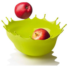 Contemporary Serving And Salad Bowls by Creative Danes