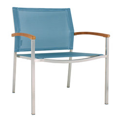 Mazzamiz Stainless Steel Casual Chair - About the Mazzamiz Stainless Steel Collection:
